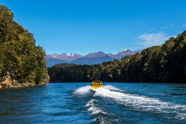 Fiordland Jet Boating
