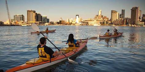 City Sights Kayak Tour - Melbourne