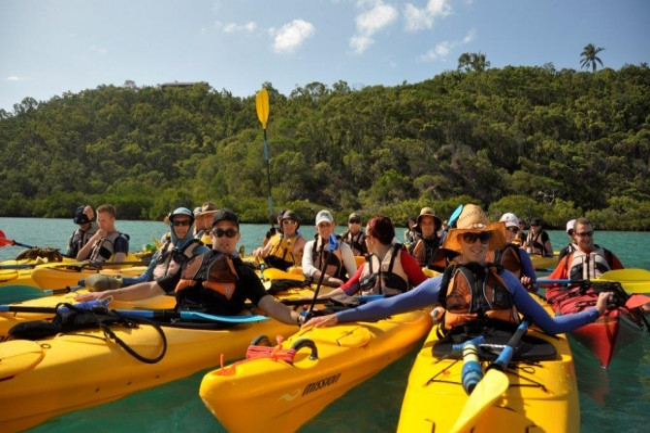Whitsunday kayaking discounts