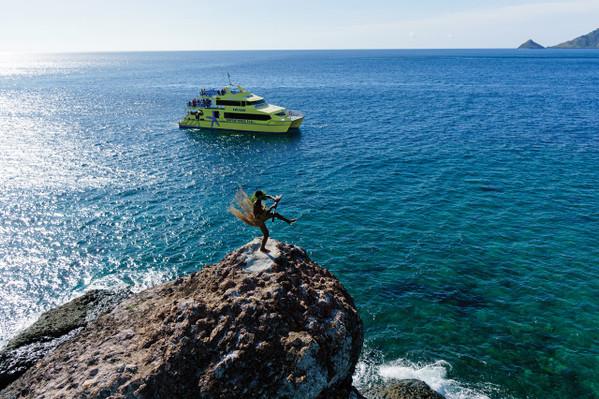 Fiji snorkeling tours