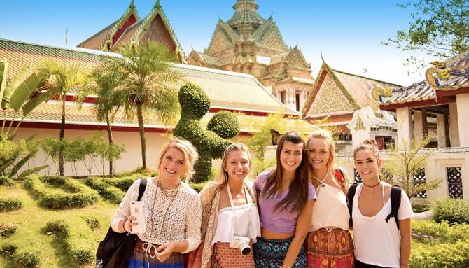 Thailand Phuket travel tour