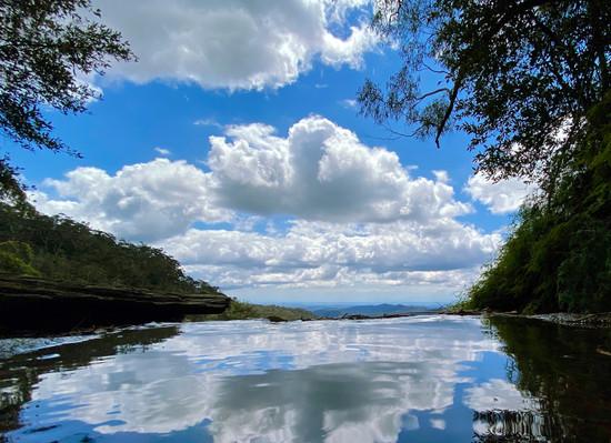 Springbrook National Park from Brisbane