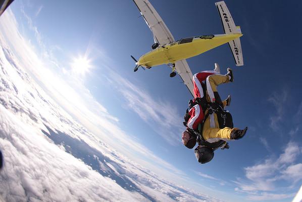 Skydive New Zealand Taupo tours