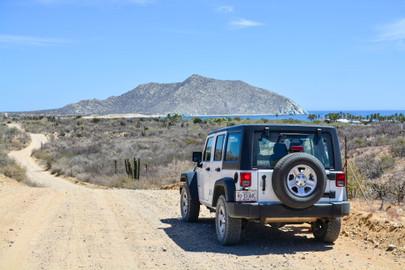 4WD Jeep Tour Of The Baja Coast