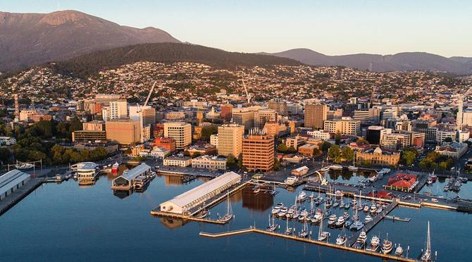 Hobart Airport Bus