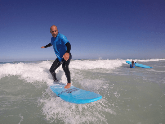 perth surfing lessons deal