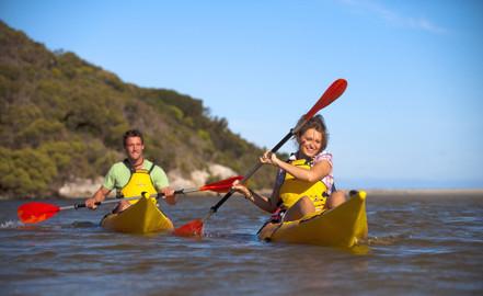 Kangaroo Island Kayak Tour - Harriet River