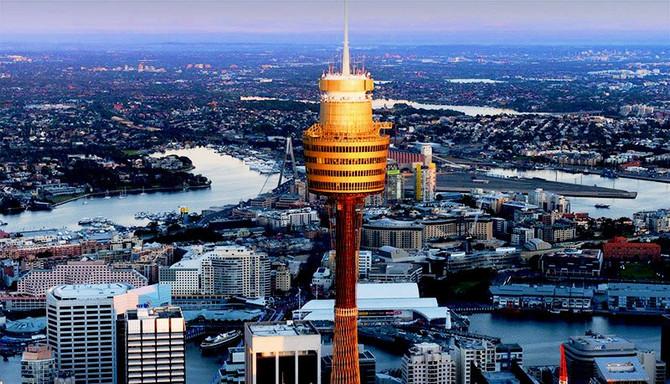 Sydney city travel deal