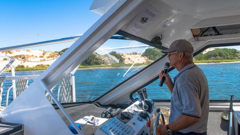 Murray Mouth River Cruise & Tour