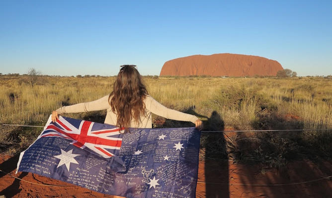 Uluru to Alice Springs tour discount