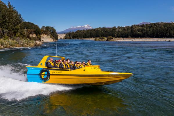 Pure Wilderness Jet Boat Te Anau