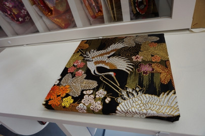 Learn How to Make Kimonos in Kyoto