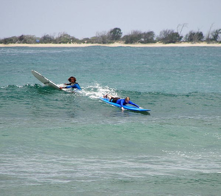 Private Lessons - Learn to Surf Hawaii