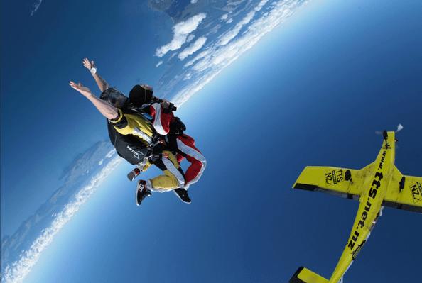 Skydive New Zealand promo code