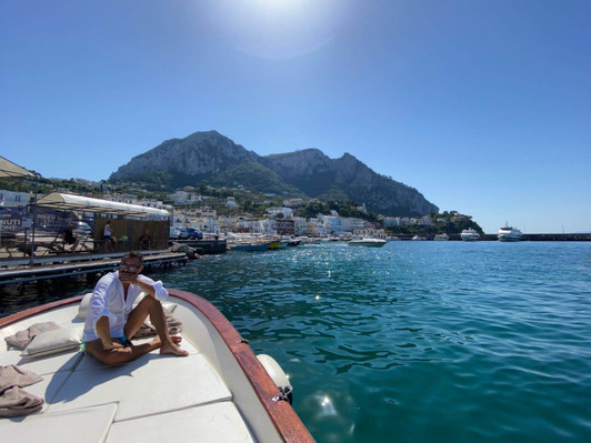 Experience Capri with boat tour