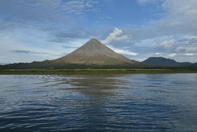 Magic of Nature at Arenal Volcano