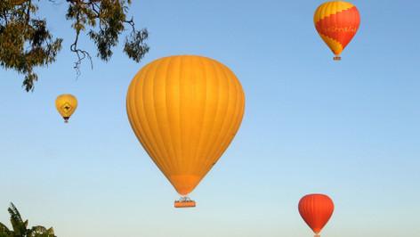 Cairns Classic Hot Air Balloon Flight