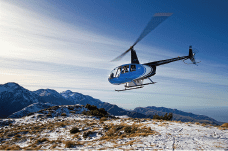 Kaikoura helicopter tour with picnic landing
