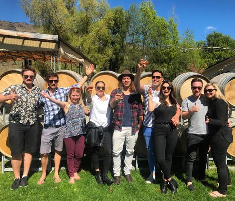 Gibbston Wine Tour