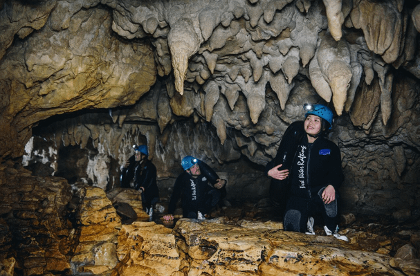 Black Labyrinth caves