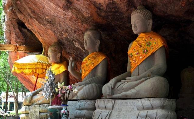 Phnom Kulen Half Day Tour