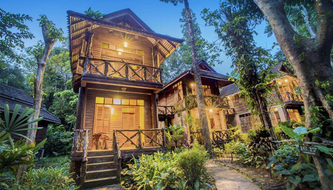 Thailand discount accommodation