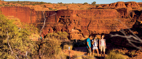 Piti Sightseeing 3-in-1 Pass – Uluru–Kata Tjuta National Park & Kings Canyon