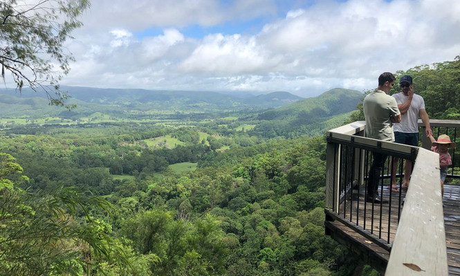 Sunshine Coast Lookouts