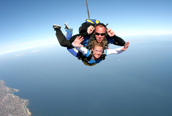 skydive st kilda discount