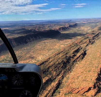 UluruHelicopterFlight
