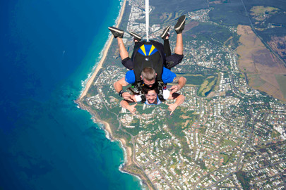 Noosa Tandem Skydive