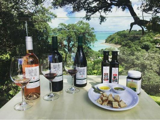 Waiheke Island vineyard tour