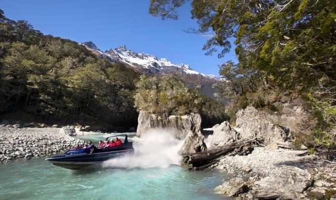 Dart River jet boat promo code