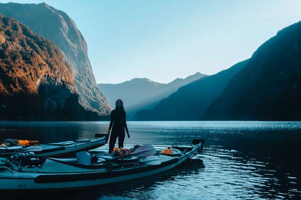 Kayak Doubtful Sound Discount