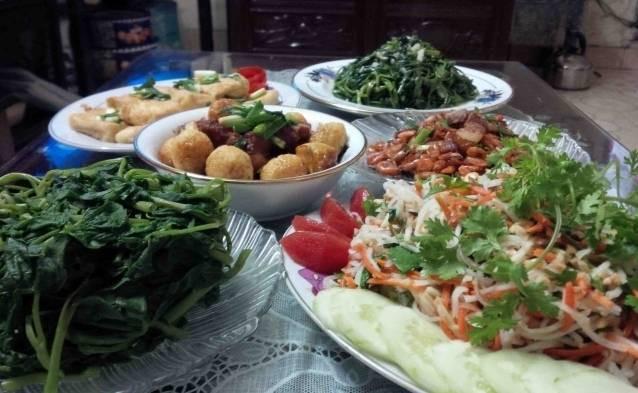 food of vietnam tour