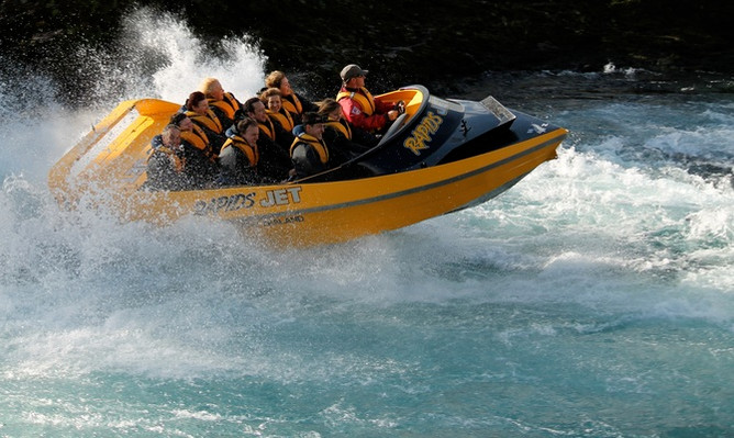 Taupo Jet boat discounts