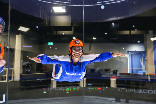 iFly Sydney Indoor Skydiving
