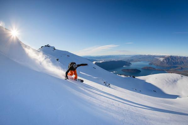 deal on Heli ski new zealand