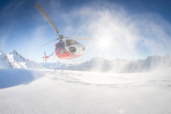 fox glacier mount cook scenic flight coupon