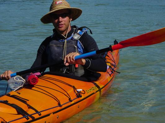 Whitsunday kayaking voucher