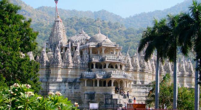 Ranakpur - Rajasthan with Taj Mahal Tour