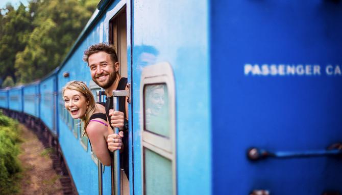 Sri Lanka train discount