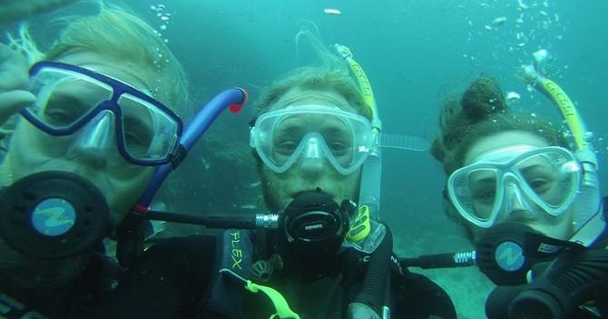 Intro Dive Course Byron Bay