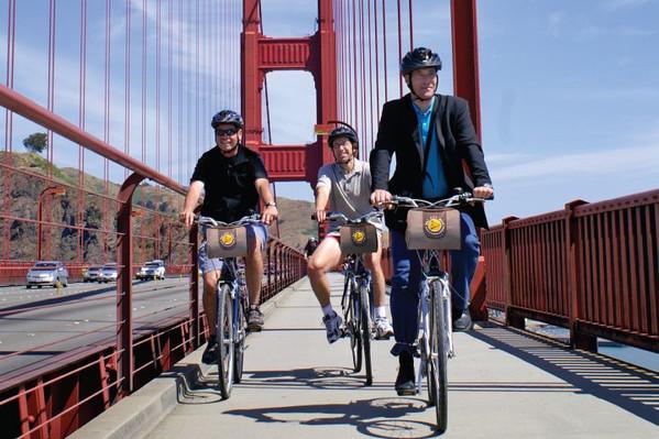 Cycling Tour San Francisco