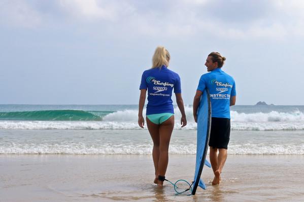Lennox Head Beginner's Surf Lesson deal