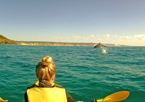 Rainbow Beach kayaking reviews