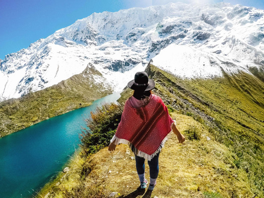 Salkantay Trek to Machu Picchu - 8 Days 7 Nights