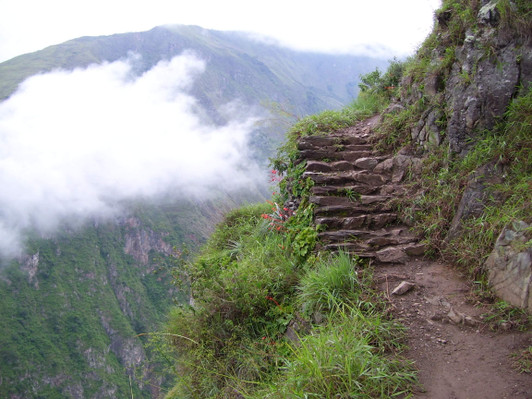 2 DAY INCA TRAIL TREK TO MACHU PICCHU 5