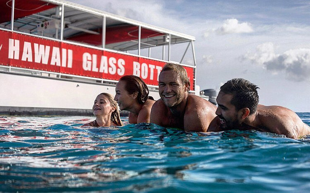 Hawaii Glass Bottom Boat Tour Deals