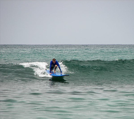 Hawaii Private Surf Lessons Learn